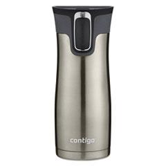 Contigo® West Loop AUTOSEAL Travel Mug, 16 oz, Stainless Steel