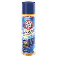 Arm & Hammer™ Fabric and Carpet Foam Deodorizer, Fresh Scent, 15 oz Aerosol