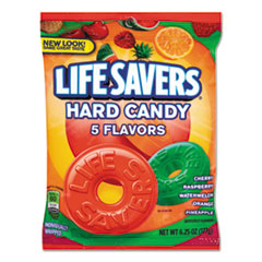 LifeSavers® 5 Flavors Hard Candy Bag, 6.25 ounce