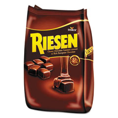 Riesen® Chocolate Caramel Candies, 30oz Bag