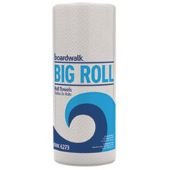 Boardwalk® Kitchen Roll Towel, 2-Ply, 11 x 8.5, White, 250/Roll, 12 Rolls/Carton