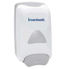 Boardwalk® Soap Dispenser, 1250 mL, 6.1 x 10.6 x 5.1, Gray