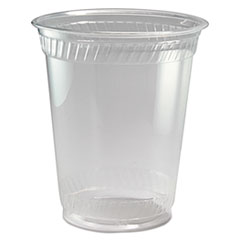 Fabri-Kal® Kal-Clear PET Cold Drink Cups, 12/14 oz, Clear, 50/Sleeve, 20 Sleeves/Carton