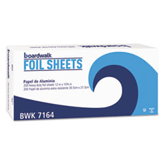 Boardwalk® Standard Aluminum Foil Pop-Up Sheets