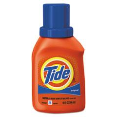 Tide® Ultra Liquid Laundry Detergent, Original Scent, 10 oz Bottle, 12/Carton