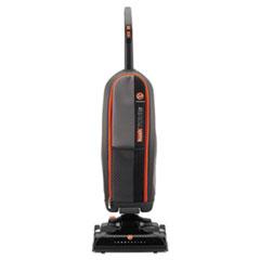 Hoover® Commercial HushTone Lite Upright Vacuum Cleaner, 11.6lb, Black