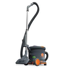 Hoover® Commercial HushTone Canister Vacuum Cleaner, 10.75lb, Gray
