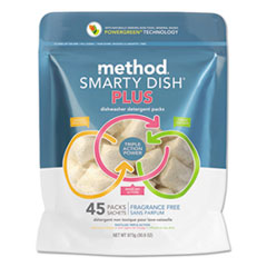 Method® Smarty Dish Plus Detergent Tabs Thumbnail