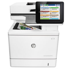Color LaserJet Enterprise MFP M577dn, Copy/Print/Scan