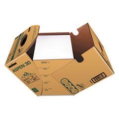 Boise® ASPEN 30 SPLOX Multi-Use Paper, 92 Bright, 20lb, 8 1/2 x 11, White, 2500/CT