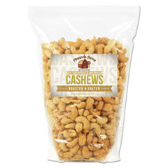 Office Snax® Favorite Nuts, Cashews, 32 oz Bag