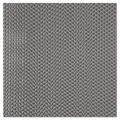 3M Nomad 6250 Z-Web Medium-Traffic Scraper Matting, 36 x 60, Gray MMM625035GY
