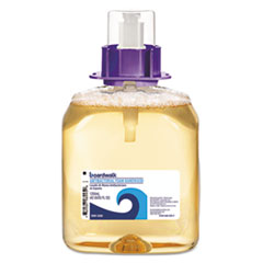 Boardwalk® Foam Antibacterial Handwash, Fruity, 1250 mL Refill, 4/Carton