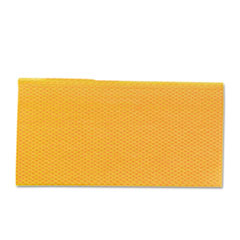 Chix® Stretch 'n Dust Cloths, 23 1/4 x 24, Orange/Yellow, 20/Bag, 5 Bags/Carton