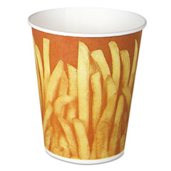 Dart® Paper French Fry Cups