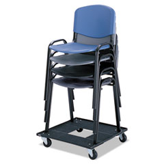 Safco® Stacking Chair Cart Thumbnail