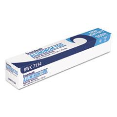 """Boardwalk® Heavy-Duty Aluminum Foil Roll, 18"""" x 500 ft"""