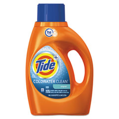 Tide® Plus Coldwater Clean Liquid Laundry Detergent Thumbnail