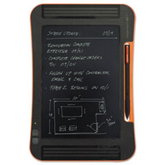 "Sync LCD eWriter, 9.7"" Screen, Black/Orange"