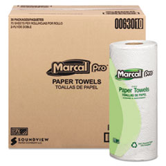 Marcal PRO™ 100% Premium Recycled Perforated Kitchen Roll Towels