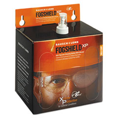 Bausch & Lomb Sight Savers® FogShield Extreme Protection Disposable Safety Lens Cleaning Station
