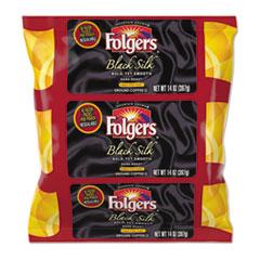 Folgers® Coffee Filter Packs, Black Silk, 1.4 oz Pack, 40Packs/Carton FOL00016