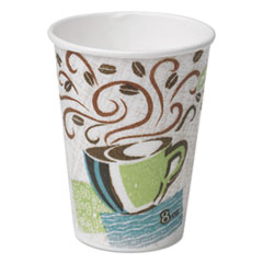 Dixie® PerfecTouch® Paper Hot Cups Thumbnail