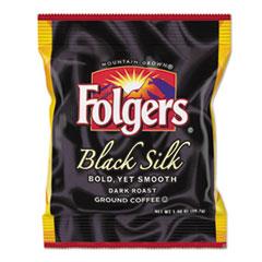 Folgers® Coffee, Black Silk, 1.4 oz Packet, 42/Carton FOL00019