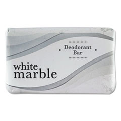 Dial® Amenities Individually Wrapped Deodorant Bar Soap, White, # 3 Bar, 200/Carton