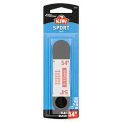 SC Johnson® KIWI Flat Sport Laces, Black, 54 in., 48/Carton DVOCB666169