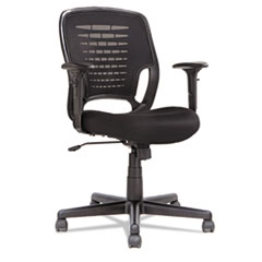 OIF Swivel/Tilt Mesh Task Chair Thumbnail