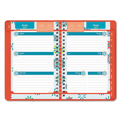 Blueline® Soft Cover Design Weekly/Monthly Planner Thumbnail