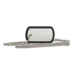 Verbatim® Dog Tag USB Flash Drive Thumbnail