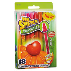Mr. Sketch® Scented Crayons Thumbnail