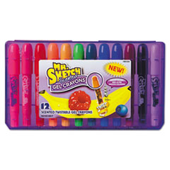 Mr. Sketch® Scented Gel Crayons Thumbnail