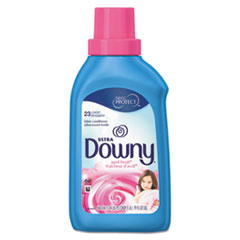 Downy® Liquid Fabric Softener, Concentrated, April Fresh, 19 oz Bottle, 6/Carton