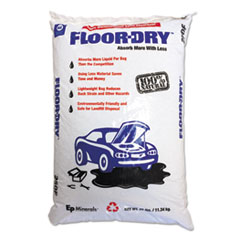 Floor-Dry™ DE Premium Oil Absorbent