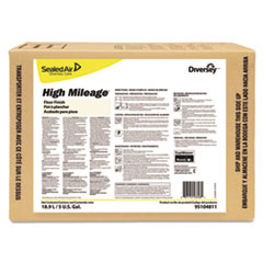 Diversey™ High Mileage® UHS Floor Finish