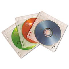 Case Logic® ProSleeve® II CD/DVD Sleeves Thumbnail