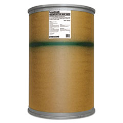 Boardwalk® Oil-Based Sweeping Compound, Grit-Free, Green, 150lbs, Drum