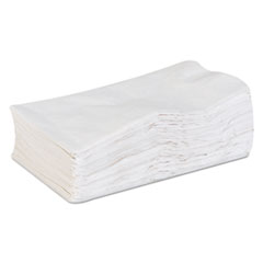 Georgia Pacific® Professional acclaim Dinner Napkins, 1-Ply, White, 15 x 17, 200/Pack, 16 Pack/Carton