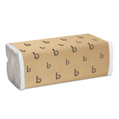 Boardwalk® Folded Paper Towels
