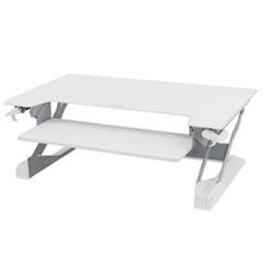 WorkFit™ by Ergotron® WorkFit-TL Sit-Stand Desktop Workstation