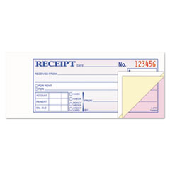 Adams® Receipt Book Thumbnail