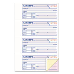 TOPS(TM) Money and Rent Receipt Books