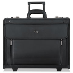 "Solo Classic Rolling Catalog Case for Laptops to 16"" Thumbnail"