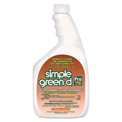 Simple Green® d Pro 3 One-Step Germicidal Cleaner and Deodorant Thumbnail