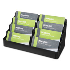 deflecto® Sustainable Office® Recycled Business Card Holders
