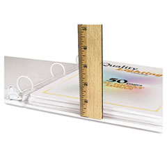 C-Line® High-Capacity Sheet Protector Thumbnail