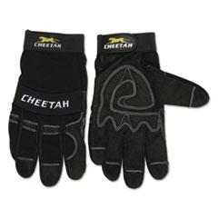 MCR™ Safety Cheetah 935CH Gloves, Small, Black